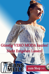 Vero Moda auf Jeans-Meile entdecken!